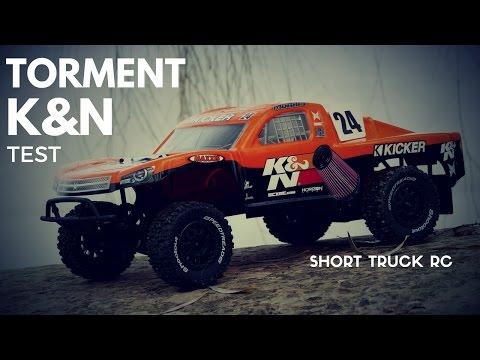 ECX Torment K&N, Short Course Truck RC, The Beast Offroads