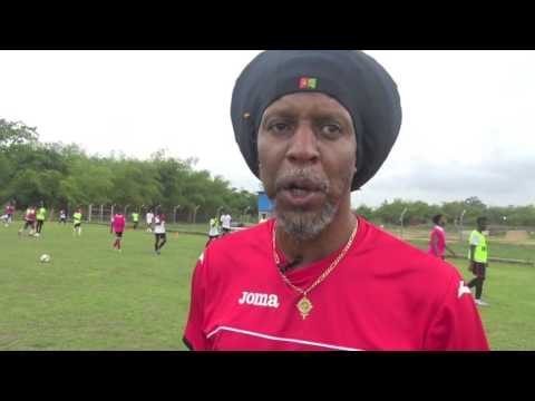 Trinidad and Tobago Under 20 Men Prepare for CFU Qualifiers - Check it Out