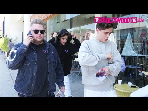"Thumbnail: The Martinez Twins & Nick Crompton Are Asked About ""It's Everyday Bro"" Remix With Cameron Dallas"
