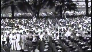 Manuel L. Quezon Inauguration 1935