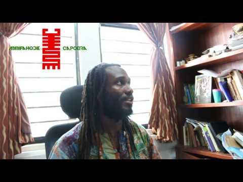 Capoeira Interview: Ìfọ̀rọ̀wánilẹ́nuwò L'órí Ìjàjó (Yorùbá)