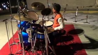 drum solo by amogh bhatt