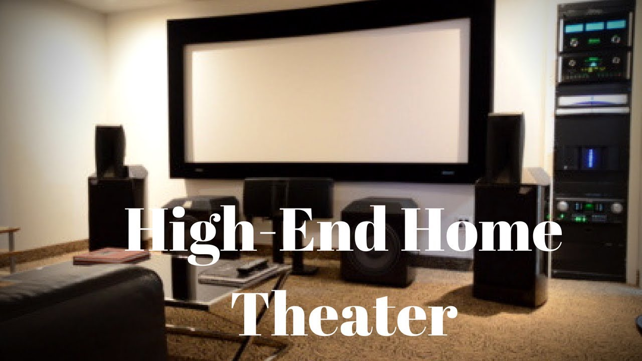 B N Treble How To Select Home Theater System High End Speakers In India