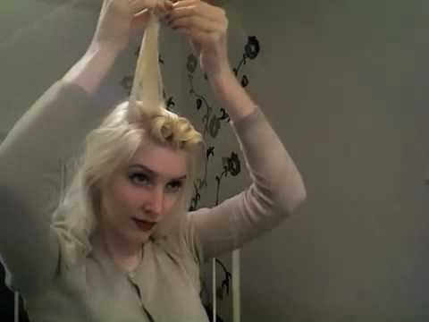 how to style your hair like marilyn soft waves marilyn inspired hairstyle 3570