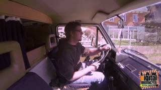 Vw T3 first ride in Spring