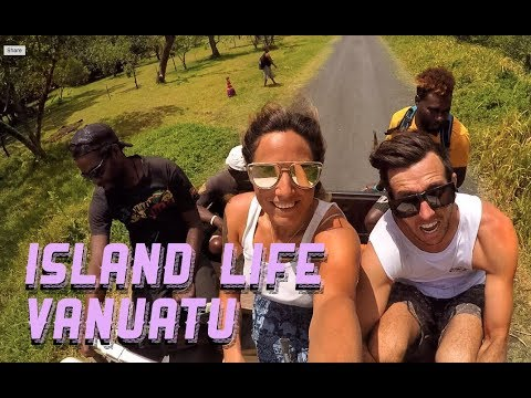 Island life Vanuatu, Take it slow, (Sailing Nandji) Ep 53