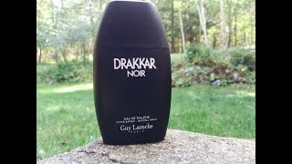 Drakkar Noir By Guy Laroche Fragrance Review (1981)