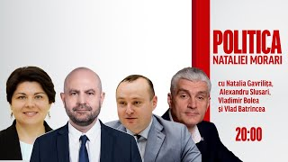 LIVE: Politica Nataliei Morari / 24.02.2021 /