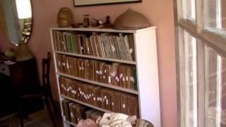 ernest hemingway house    Bedroom  havana cuba finca vigia