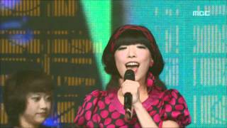 Brown Eyed Girls - How come, 브라운 아이드 걸스 - 어쩌다, Music Core 20081018