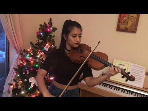 Hallelujah - Lindsey Stirling cover by TangmoClifford
