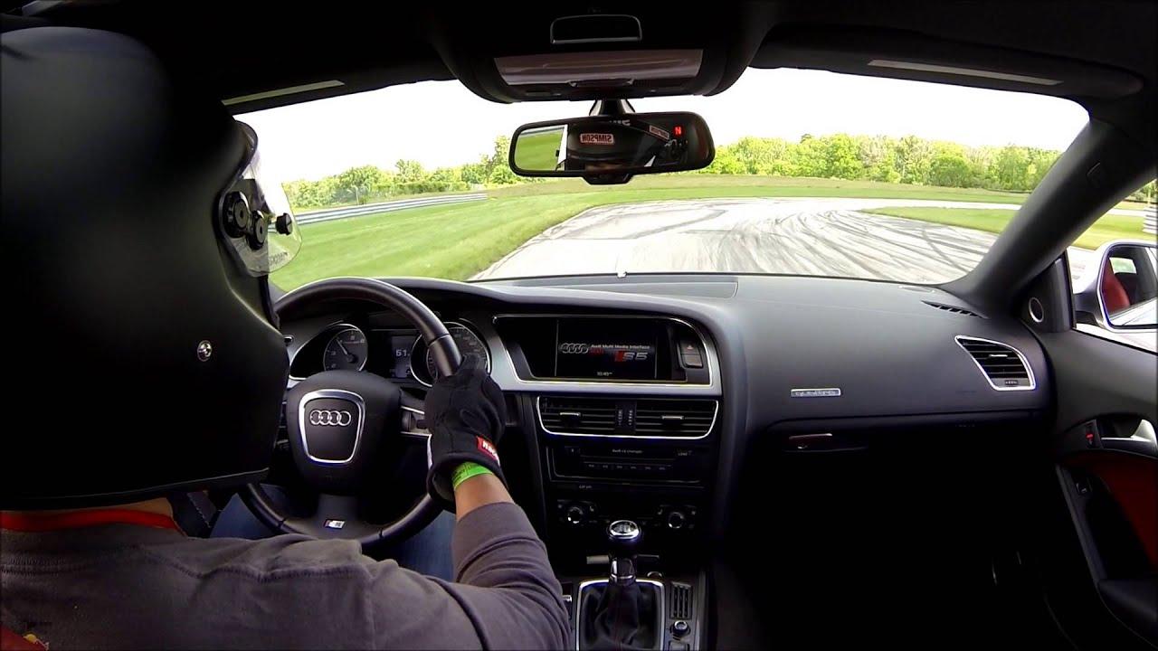 Audi S Track Day YouTube - Day audi