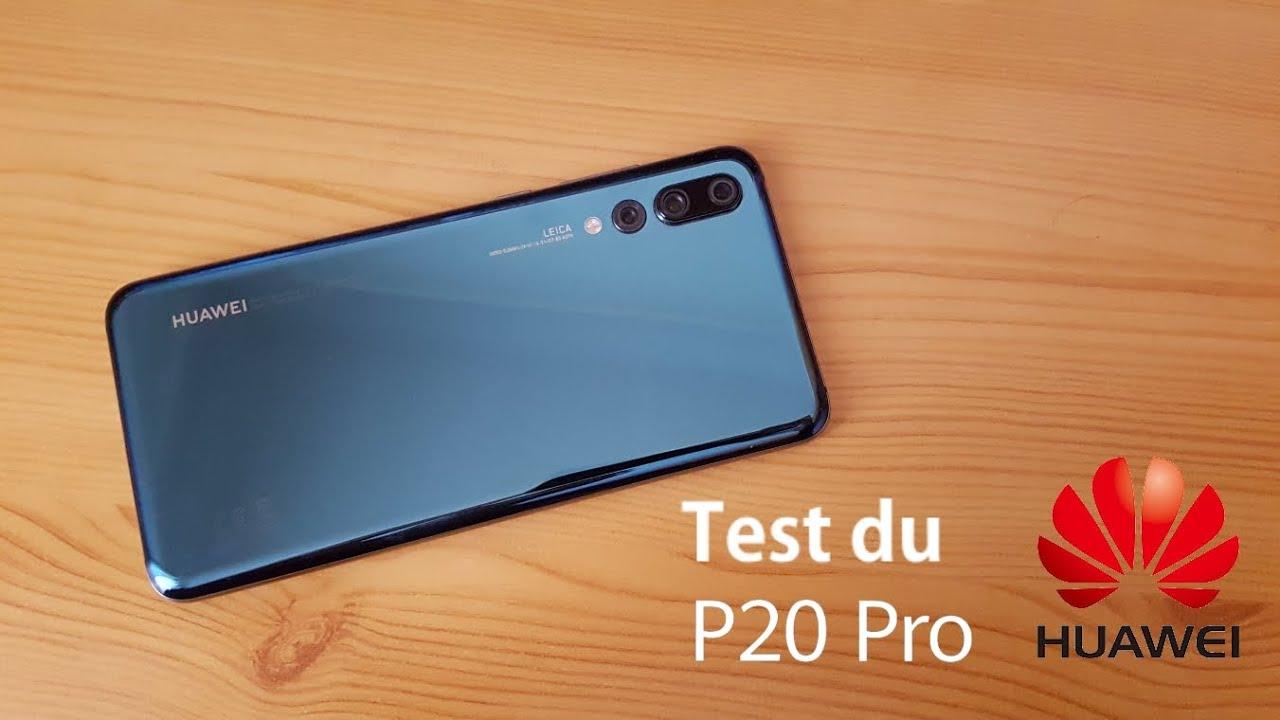 Huawei P20 Pro: 6 mois après vaut-il le coup ?