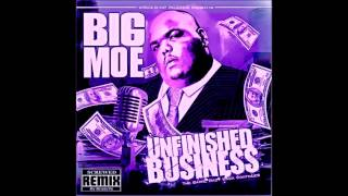 Big Moe - Unfinished Business (Screwed)