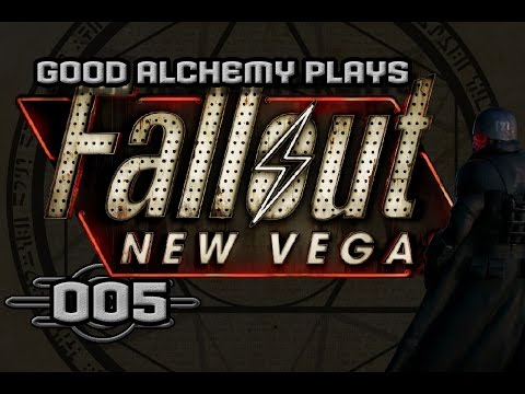 Coop Plays: Fallout New Vegas - Project Nevada Part 5