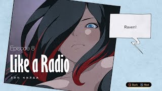 Gravity Rush 2 {PS4} Walkthrough Gameplay Part 11 — Episode 8 Like a RADIO