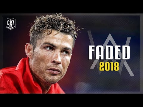 Cristiano Ronaldo • Alan Walker - Faded 2018  Skills & Goals