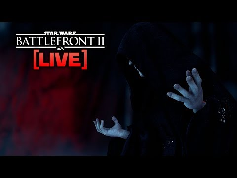 BATTLEFRONT 2 LIVE - Testing New Streaming Features!