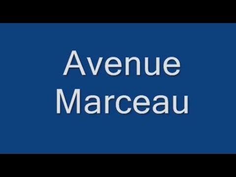 Avenue   Marceau Paris Arrondissement  8e, 16e