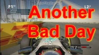 F1 Game 2012 - Another Bad Day Thumbnail