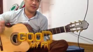 Mẹ Tôi (Trần Tiến ) Guitar Cover Quang Hưng