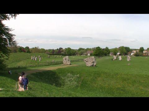 Avebury Neolithic Henge Monument Wiltshire