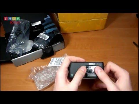 Sony Ericsson K800i (от 34$) | Посылка из Китая| AliExpress | #35