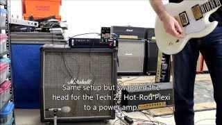 Tech 21 Hot-Rod Plexi Effect Pedal