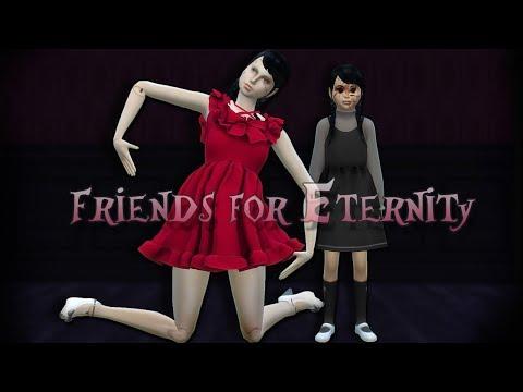 Friends For Eternity - SIMS 4 MACHINIMA (BIRTH TO DEATH)