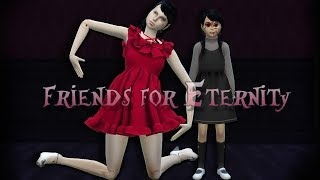 Friends For Eternity - SIMS 4 MACHINIMA (BIRTH TO DEATH)