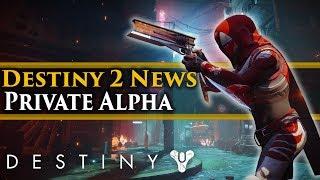 Destiny 2 News – Private Destiny 2 Alpha! E3 Beta Date Reveal! Bungie CEO Panel! 400,000 Subs!