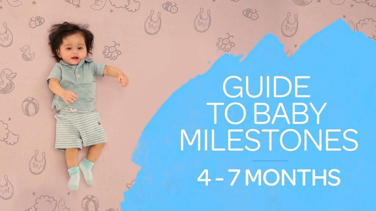 Guide To Baby Milestones