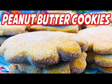 Penut Butter Cookies Polvorones