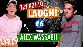 The Vat19 Try Not to Laugh Challenge is back with special guest, Alex Wassabi! Alex Wassabi's channel: https://www.youtube.com/user/hoiitsroi See our latest ...