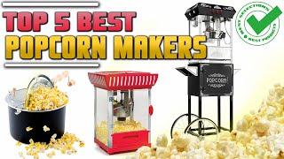 Best Popcorn Maker Reviews | T…