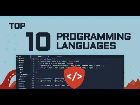 Top 10 Programming Languages to Learn in 2017 - Programming |Techkeguruji