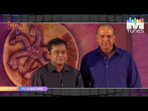 A. R. Rahman & Ashutosh Gowariker candid chat on Mohenjo Daro | MTunes HD