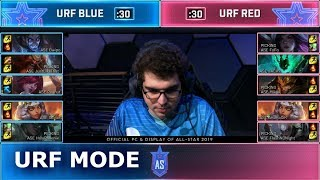 URF Mode - Show Match (ft. Peanut, Bwipo, Mikyx, AHaHaCiK) | Day 3 2019 LoL All Star Event