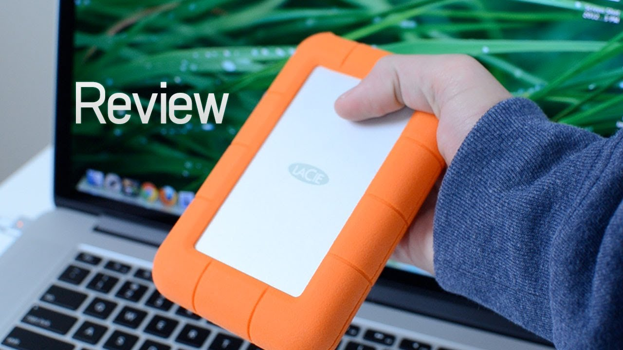 Review: LaCie Rugged USB 3.0 Thunderbolt Series   YouTube