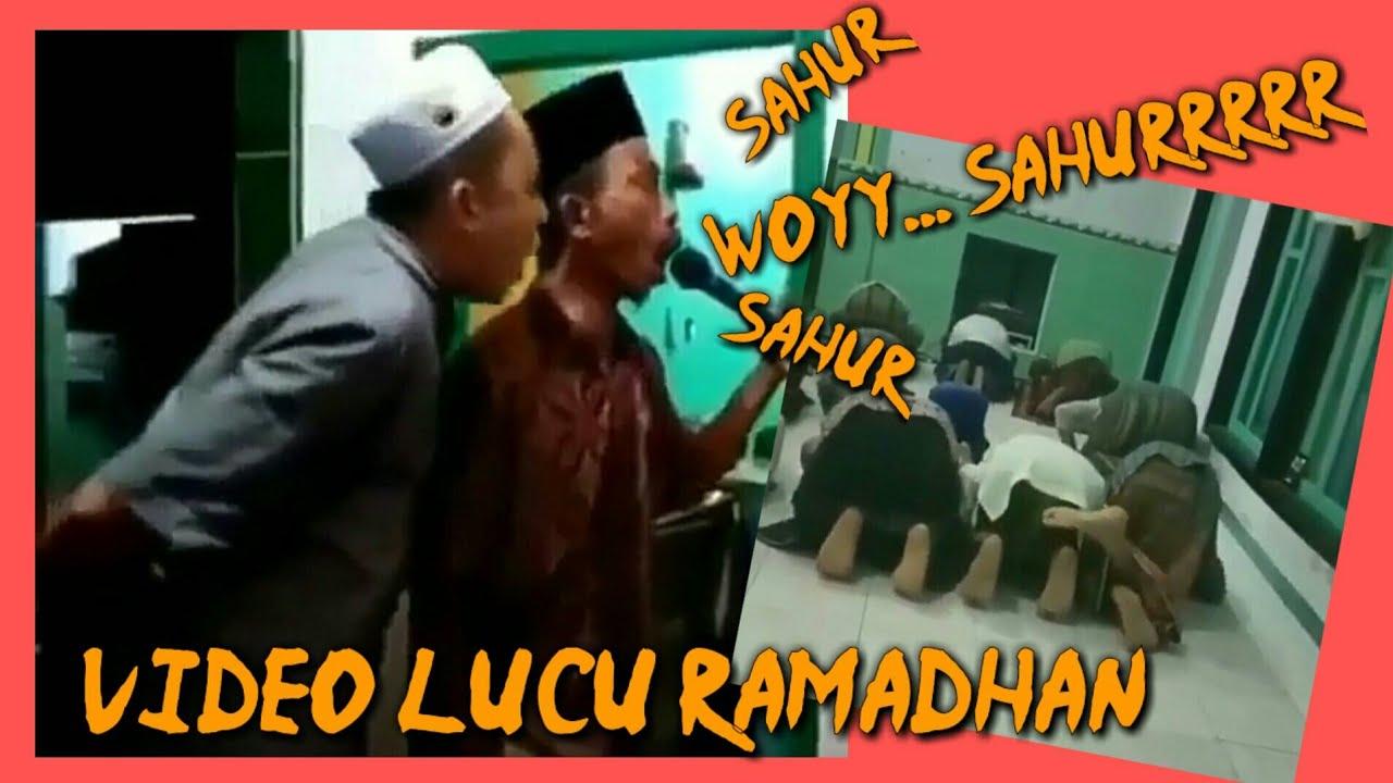 Video Lucu Bulan Ramadhan