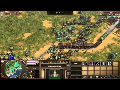 AGE OF EMPIRES 3 UNLIMITED POPULATION + DOWNLOAD LINK + HOW TO - FullHD 1080p