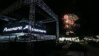 Porsche Panamera - Mednarodna predpremiera