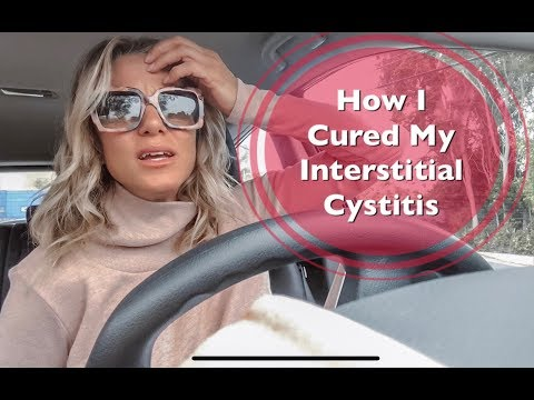 How I Cured My Interstitial Cystitis