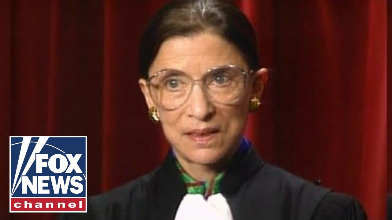 What it was like to argue in front of Ruth Bader Ginsburg