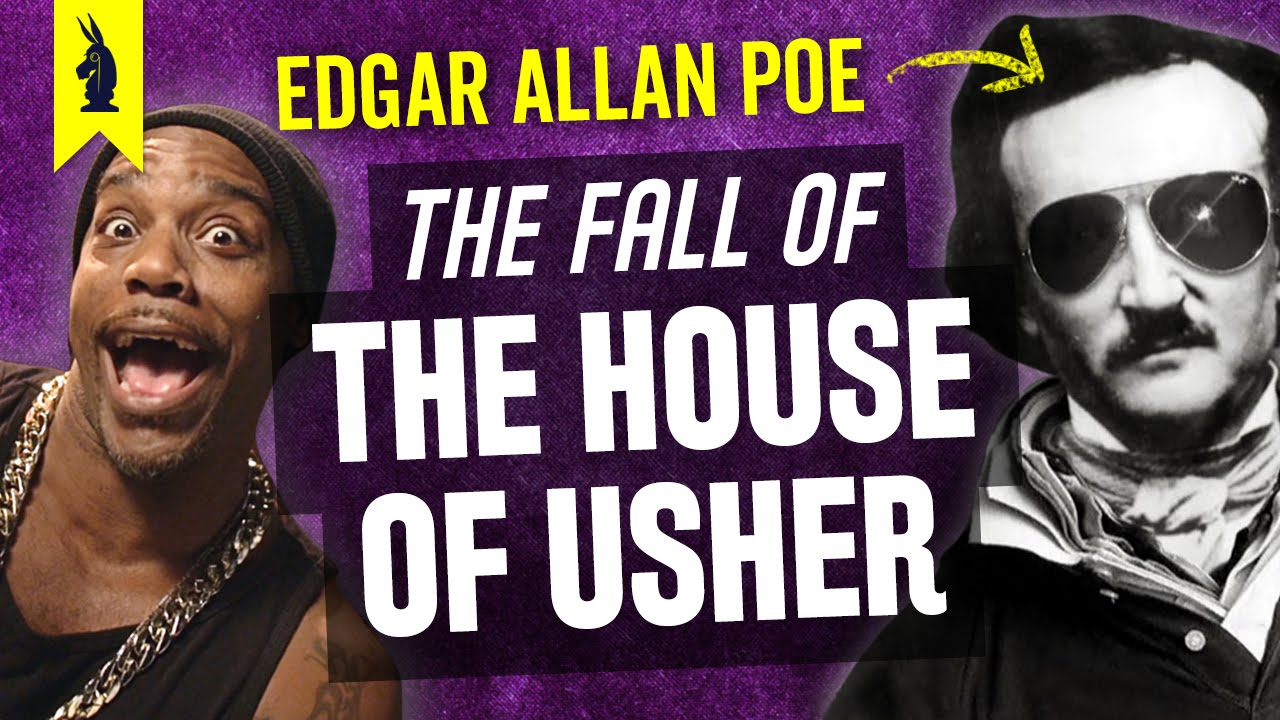 the fall of the house of usher main idea