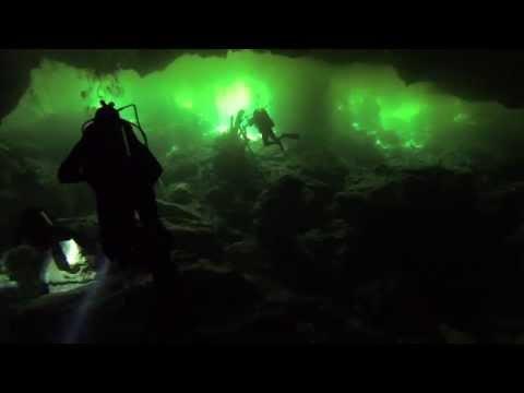 Chaak Mol Cenote Dive