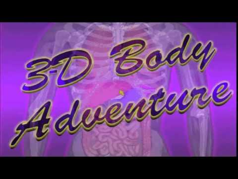 3-D Body Adventure (Full OST)
