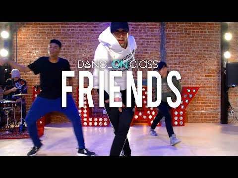 Justin Bieber & BloodPop®  Friends  Kenny Wormald Choreography  DanceOn Class