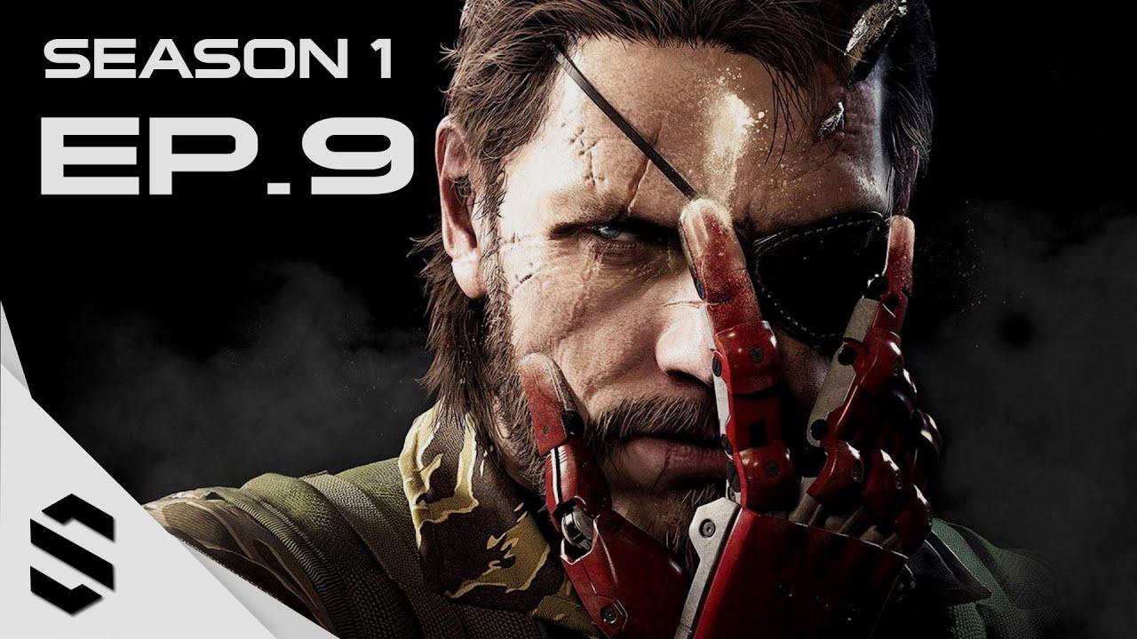 【潛龍諜影V:幻痛】- PC特效全開中文劇情電影60FPS - 第九集-Episode 9-最強無損畫質-Metal Gear Solid V The Phantom Pain ...