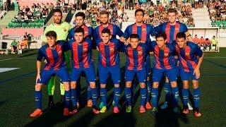 Barcelona B vs Sant Andreu full match